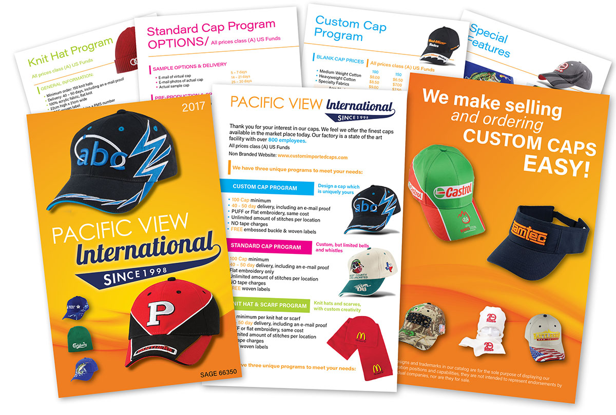 pvi caps 20 page brochure design my 2 cents graphic design and